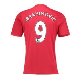 Maillot Zlatan Ibrahimovic Manchester United 2016 - 2017