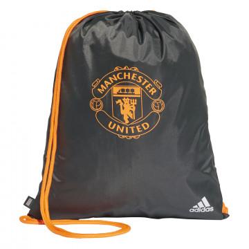 Sac gym Manchester United vert orange 2020/21