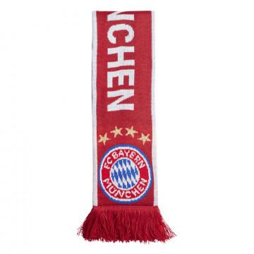Echarpe Bayern Munich rouge 2020/21