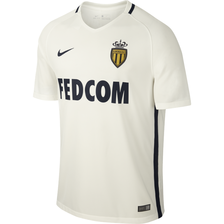 Maillot junior AS Monaco extérieur 2016 - 2017