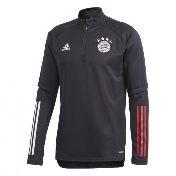 Sweat zippé Bayern Munich noir 2020/21