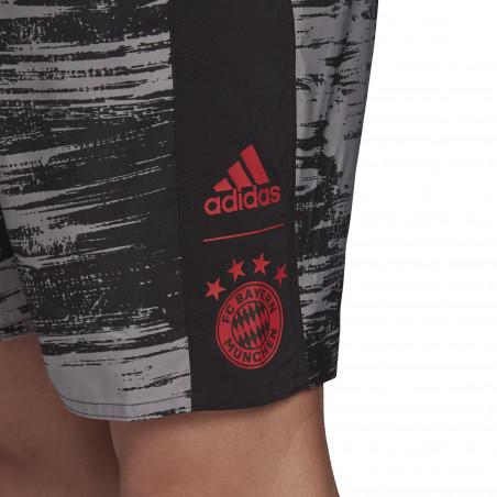 Short de bain Bayern Munich gris 2020/21