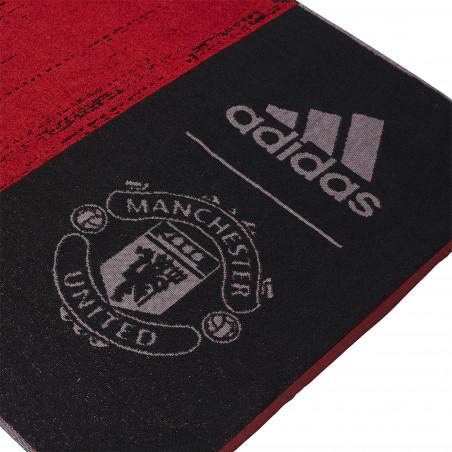 Serviette de plage Manchester United rouge 2020/21