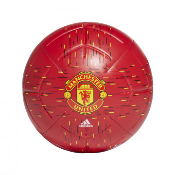Ballon Manchester United rouge 2020/21