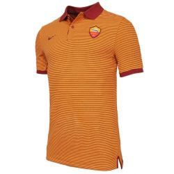 Polo authentique AS Roma rouge 2016 - 2017
