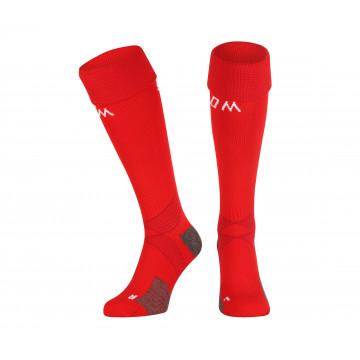 Chaussettes gardien OM rouge 2020/21