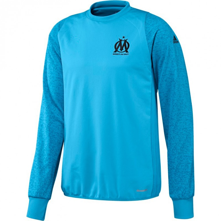 Training top OM third bleu 2016 - 2017