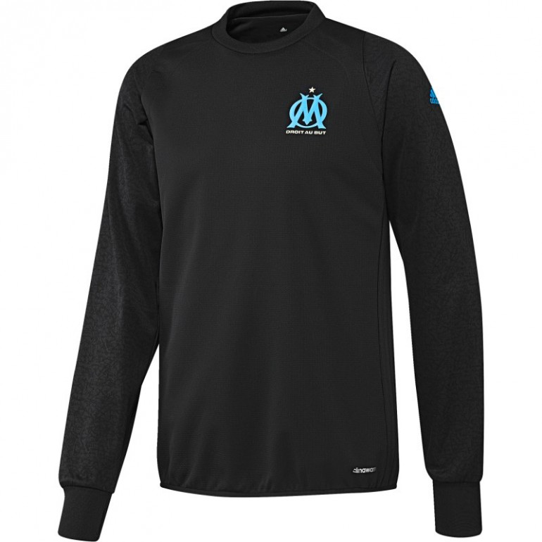 Training top OM third noir 2016 - 2017