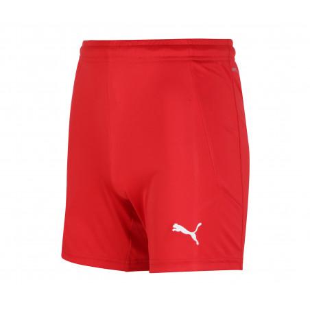 Short gardien junior OM rouge 2020/21