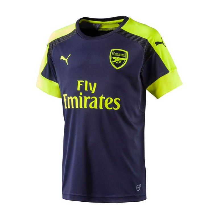 Maillot junior Third Arsenal 2016 - 2017