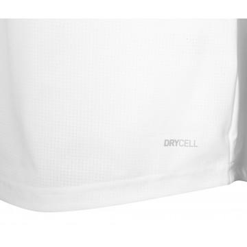 Sweat zippé OM blanc 2020/21