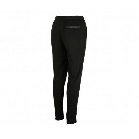 Pantalon survêtement OM molleton noir 2020/21