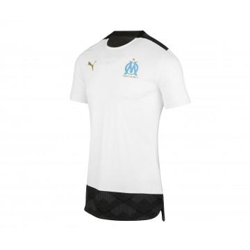T-shirt OM blanc noir 2020/21