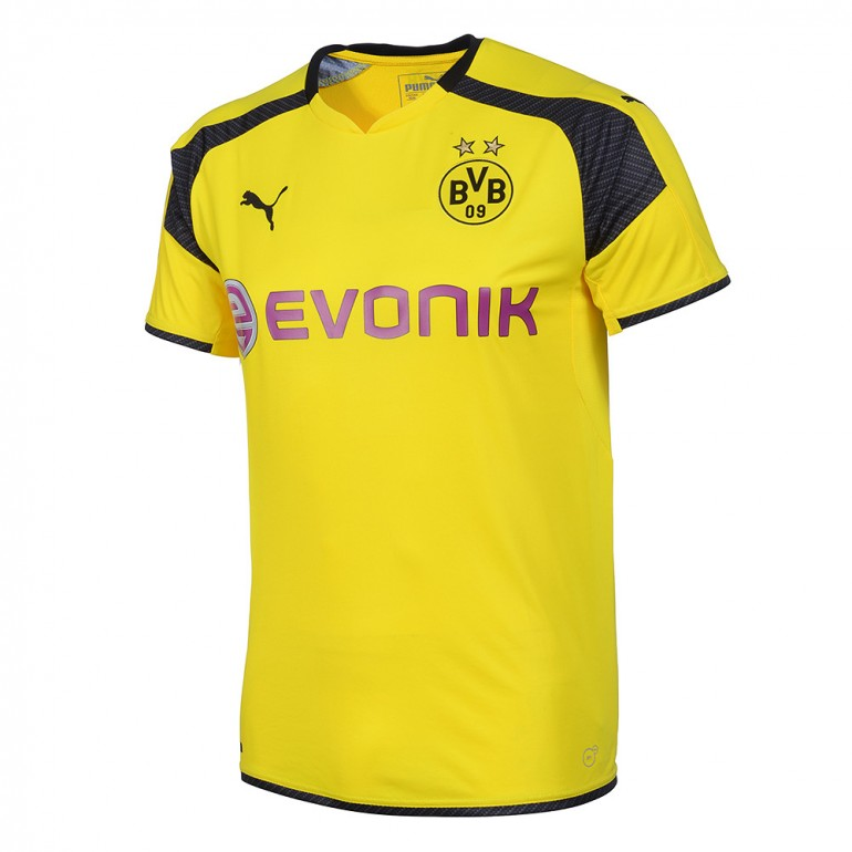 Maillot International junior Dortmund 2016 - 2017
