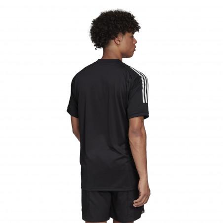 Maillot entraînement adidas noir