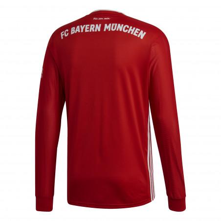Maillot manches longues Bayern Munich domicile 2020/21