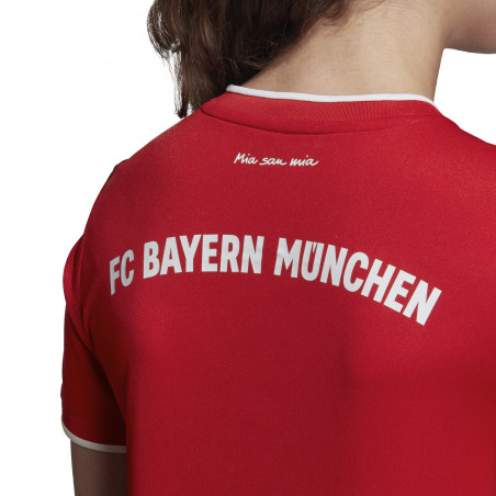 Maillot Femme Bayern Munich domicile 2020/21