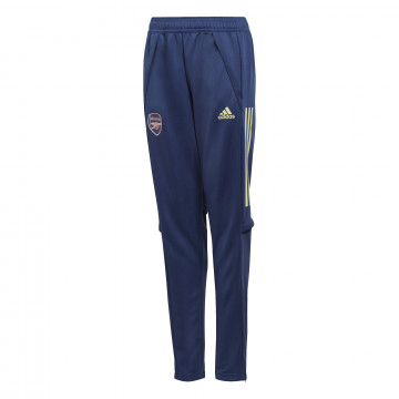 Pantalon survêtement junior Arsenal bleu 2020/21