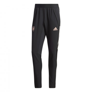 Pantalon entraînement Arsenal Europe noir rose 2020/21