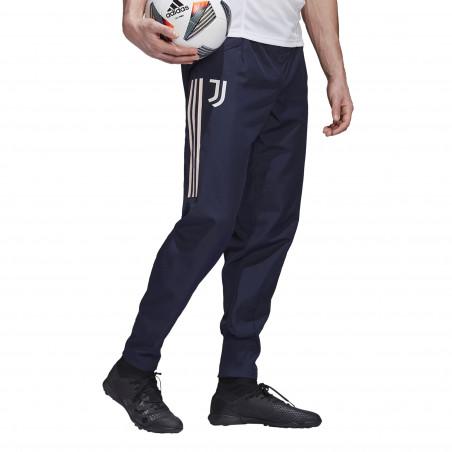 Pantalon entraînement Juventus bleu foncé 2020/21