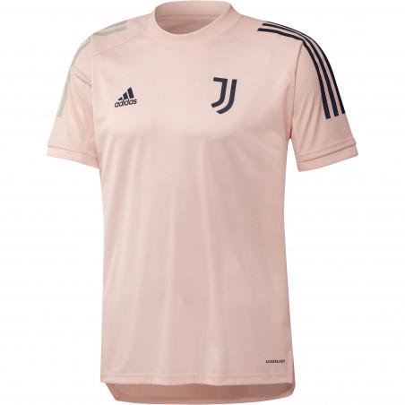 Maillot entraînement Juventus rose 2020/21