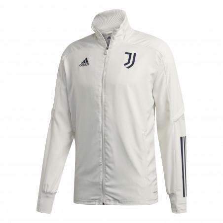 Veste entraînement Juventus blanc 2020/21