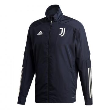Veste entraînement Juventus bleu 2020/21