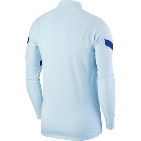 Sweat zippé Chelsea VaporKnit bleu clair 2020/21