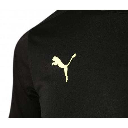 Maillot entraînement OM noir jaune 2020/21