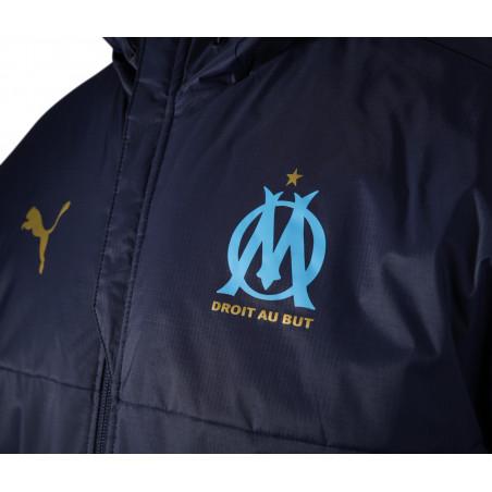 Manteau OM bleu 2020/21
