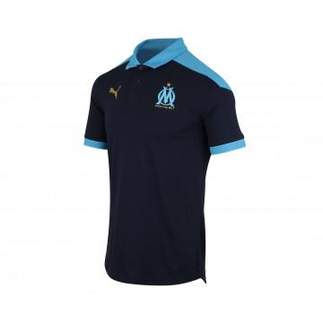 Polo OM bleu foncé 2020/21