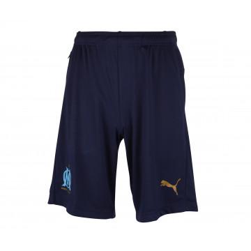 Short entraînement OM bleu 2020/21