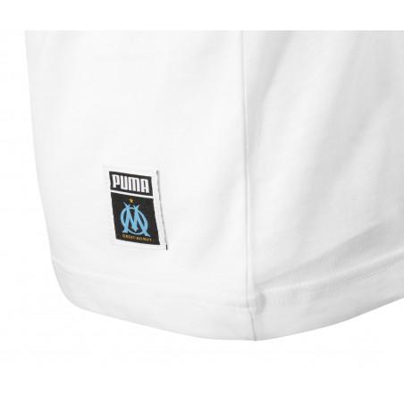 T-shirt OM blanc 2020/21