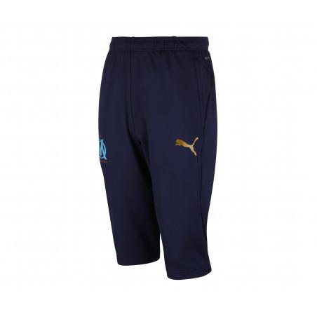Pantalon survêtement 3/4 OM bleu 2021/22