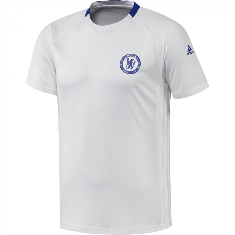 Maillot entraînement Chelsea Europe blanc 2016 - 2017