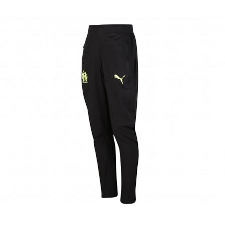 Pantalon OM microfibre noir jaune 2020/21