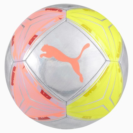 Ballon Puma rose jaune
