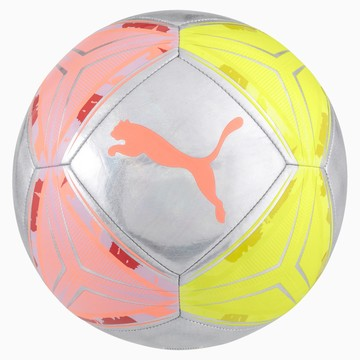 Ballon Puma rose jaune