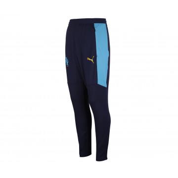 Pantalon survêtement junior OM bleu 2020/21