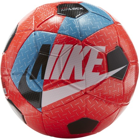 Ballon Nike Airlock Street X rouge bleu