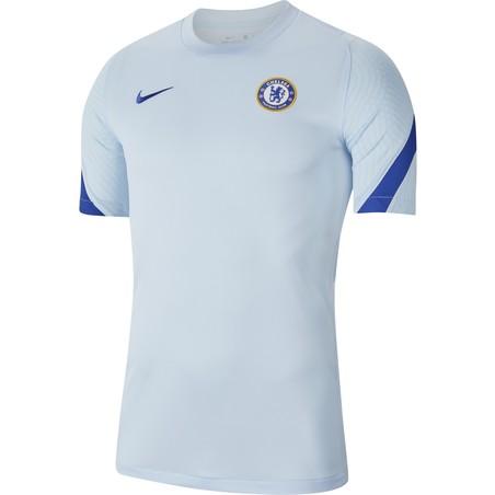 Maillot entraînement Chelsea bleu clair 2020/21