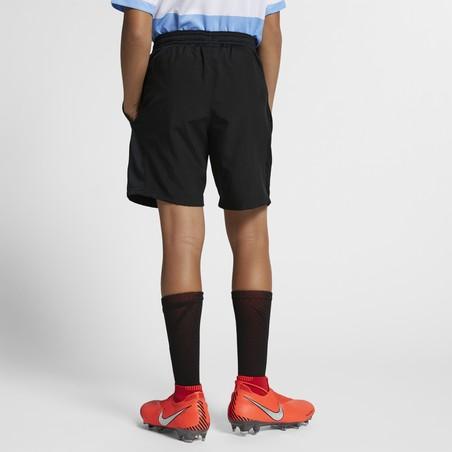 Short entraînement junior Nike Academy noir blanc