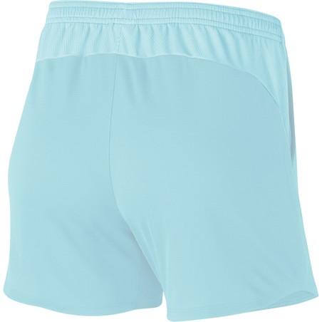 Short entraînement Femme Nike bleu ciel
