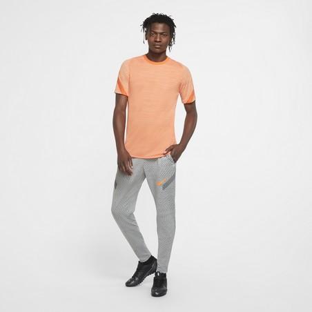Pantalon survêtement Nike Strike gris