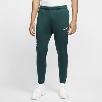 Pantalon survêtement Nike F.C. vert