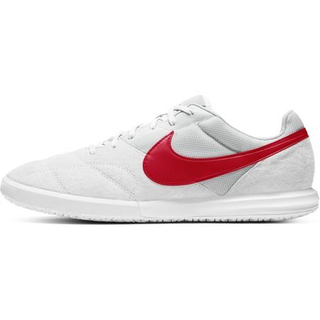 Nike Premier II Sala blanc rouge