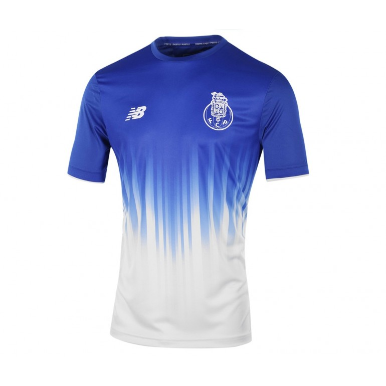 Maillot avant-match FC Porto bleu 2016 - 2017