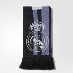 Écharpe Third Real Madrid noire 2016 - 2018