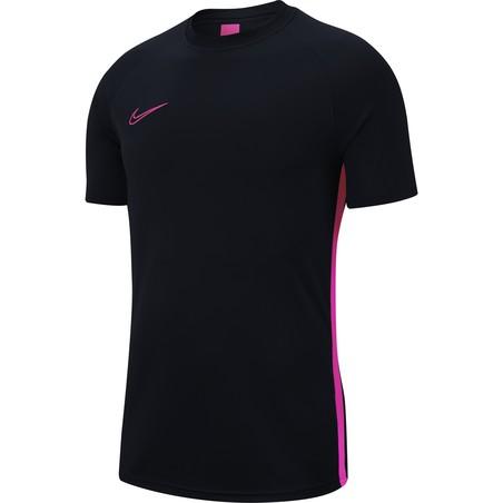 Maillot entraînement Nike Academy noir rose