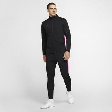 Ensemble survêtement Nike Academy noir rose